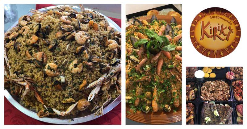 KIRIKI GASTRONOMIA offerta locale tavola calda marsala -promozione specialita d'asporto marsala