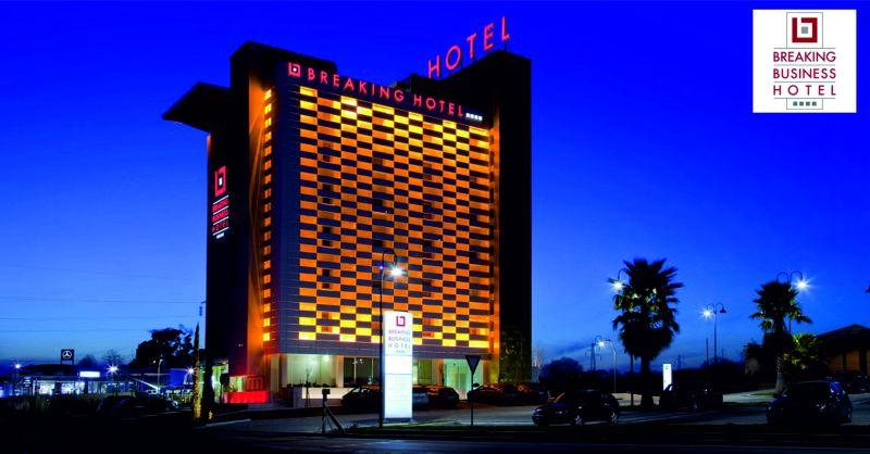 Breaking Business Hotel offerta cenone Capodanno - Occasione menù Capodanno Teramo