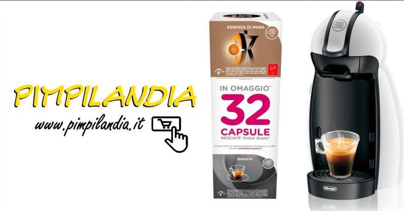 PIMPILANDIA negozio online - Offerta Macchina caffè Dolcegusto DeLonghi Kit 32 Capsule