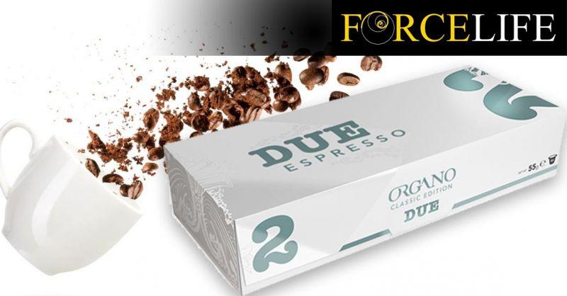 Offerta Vendita Capsule Espresso DUE - Occasione caffè aroma Arabica e Robusta in capsule