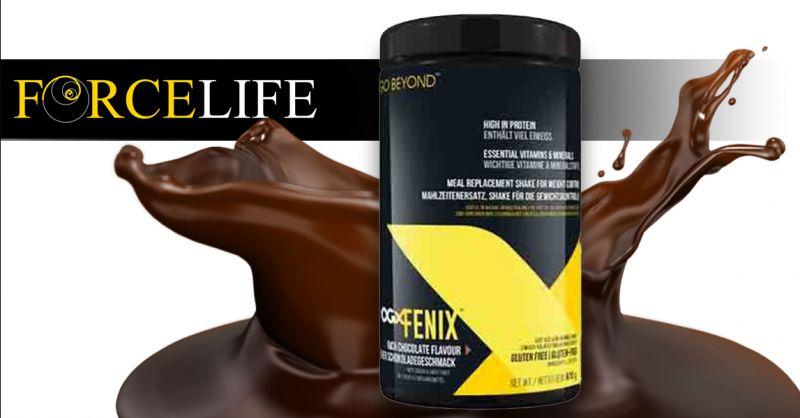 Offerta Frullato cioccolato dietetico - Occasione Pasti sostitutivi dietetici OGX FENIX