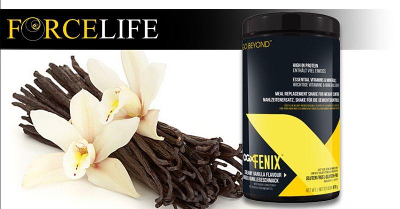 Offerta Frullato Vaniglia dietetico - Occasione Pasto sostitutivo dietetico OGX FENIX