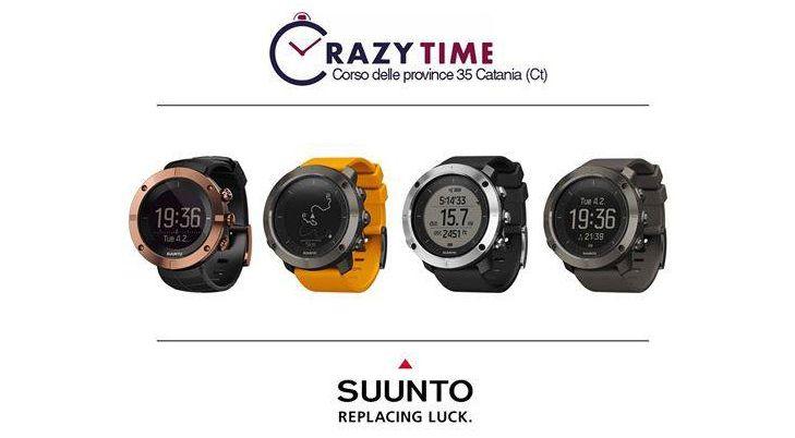 Crazy Time offerta vendita orologi on line - occasione orologeria catania