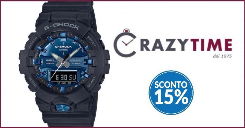CRAZY TIME DAL 1975 - Trova la migliore offerta online orologio CASIO gamma G-SHOCK digitale
