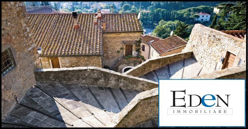 Offerta di vendita di immobili in Toscana - Casolari ville appartamenti e aziende agricole