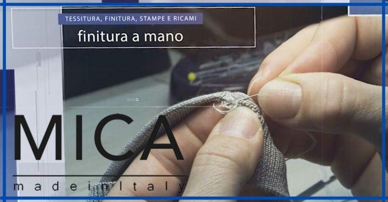 Mica Knitwear - prestigious Italian knitwear for national and international high fashion brands