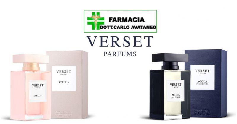 AVATANEO FARMACIA Selargius - offerta profumi  Verset cofanetto regalo
